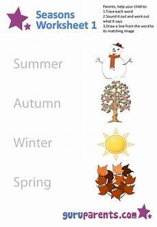 seasons worksheet for kindergarten 14884 seasons worksheets guruparents