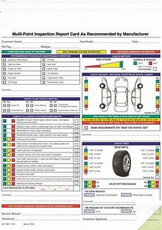 free printable vehicle inspection form free download vehicle inspection templates printable