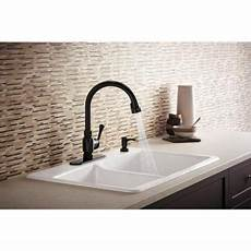 install kohler kitchen faucet pin on guest play house