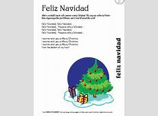 spanish merry christmas greetings
