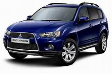 Mitsubishi Outlander 2010 2012 Used Car Review Car