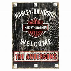 harley davidson 174 personalized sign at what on earth cp7582