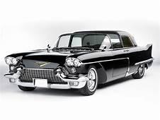 1958 Cadillac Eldorado Brougham Town Car Prototype