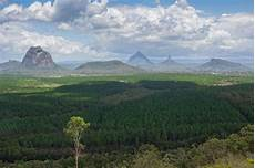 a guide to the glasshouse mountains national park