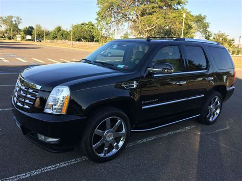 2008 Cadillac Escalade For Sale By Owner In Buffalo, Ny 14276