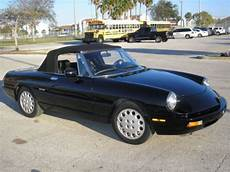 all car manuals free 1993 alfa romeo spider regenerative braking purchase used 1993 alfa romeo spider veloce convertible 2 door 2 0l in largo florida united states