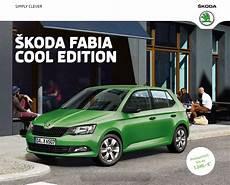 Skoda Fabia Cool Edition - fabia combi cool edition skoda autohaus melzer chemnitz