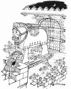trojan drawing at getdrawings free