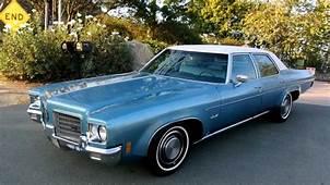 1971 Oldsmobile Delta 88 Eighty Eight 1 Owner 455 V8