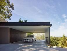 Modern Carport Interior Design Ideas 建築 家 外観 家