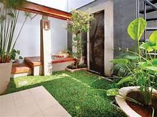Desain Taman Rumah Minimalis Dengan Lahan Terbatas Tapi