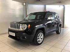 Jeep Renegade Occasion 2 0 Multijet S S 140ch Limited 4x4