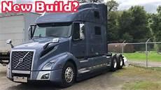 2020 volvo truck 860 2020 volvo vnl 860 review tour