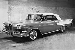 Ford Edsel History Why The Car Flopped  Time