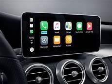 apple carplay mercedes smartphone integrationspaket bringt carplay in die c
