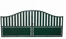portail aluminium 3 50 m rodez vert bricoman