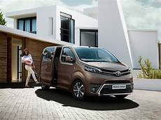 New Toyota Proace Verso