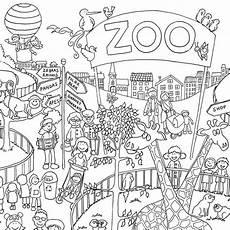 Zootiere Malvorlagen Kinder Malvorlagen Zoo Coloring And Malvorlagan