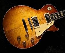 Gibson Les Paul Standard 1960 Quot The Burst Quot 59 Reverb