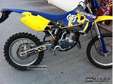 2005 husqvarna wr 125 moto zombdrive