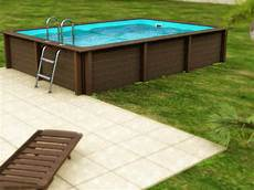 Kit Piscine B 233 Ton Naturalis Rectangulaire 4 67 X 3 24 X 1