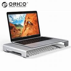 Orico Aluminum Laptop Stand Desk Dock Holder Bracket For
