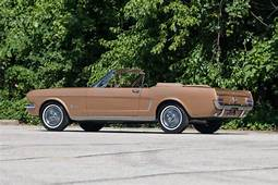 Classic 1965 Ford Mustang Convertible Early Production