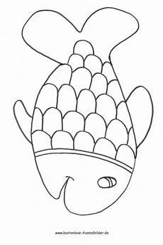 Malvorlage Fisch Mit Schuppen Ausmalbilder Fisch 1 Tiere Zum Ausmalen Malvorlagen Fische