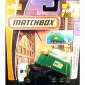 Matchbox Working Rigs Autocar ACX Waste Management Garbage