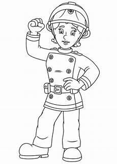 fireman sam coloring pages at getdrawings free