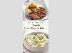 downright almost healthy garlic and parsley mashed potatoes_image