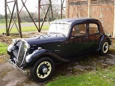 traction citroen a vendre 1937 citroen traction avant 224 vendre annonces voitures