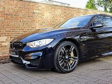 2015 used bmw m4 coupe azurite black