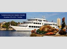 Thanksgiving Dining Cruises aboard Yacht StarShip, Tampa
