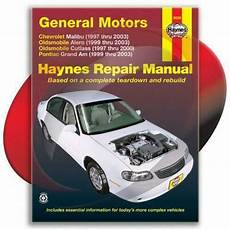 auto repair manual online 2002 oldsmobile aurora electronic valve timing oldsmobile alero repair manual ebay