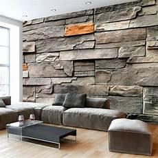 steinwand tapete wohnzimmer stein tapete wohnzimmer elegantes steinwand kinlo tapeten