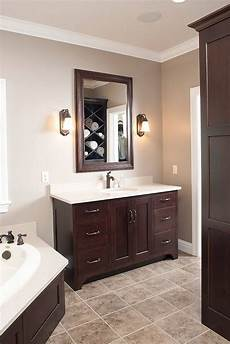 Bathroom Ideas Cabinets by 25 Best Ideas About Wood Bathroom On