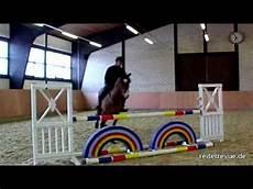 Ausmalbilder Pferde Hindernis Springtipps F 252 R Heftige Pferde