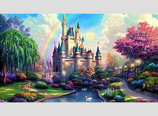 Disney Castle Wallpaper HD (72  images)