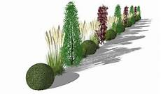 lebender zaun immergrün sichtschutzkombination aus s 228 ulemb 228 umen heckenelementen