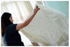 how to wash new sheets stored for a time 4 steps