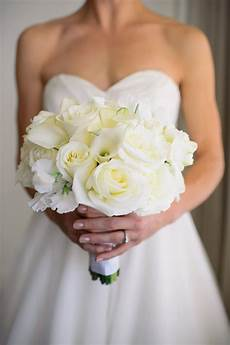 ivory rose and calla bridal bouquet