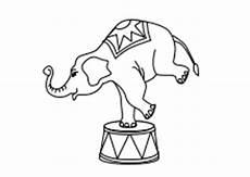 Ausmalbilder Zirkus Elefant Zirkus Ausmalbilder Zirkuszelt Clowns Artisten Tiere