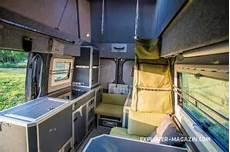 vw crafter 4motion custom cers cer cingbus