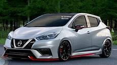 Render Novo Nissan March Micra 2017 Nismo G5 Nissan