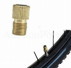 ventil adapter fahrrad ventil auf kfz pumpe