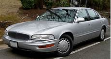 2001 Buick Park Ave