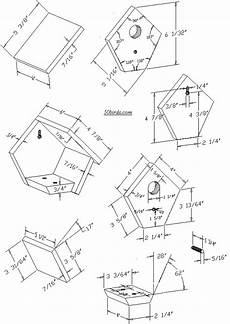chickadee house plans wren birdhouse plans google search wren house bird