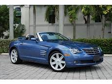 how to sell used cars 2008 chrysler crossfire on board diagnostic system purchase used 2008 chrysler crossfire roadster limited convertible navigation nav leather auto