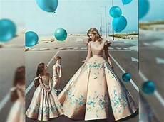 Inspirasi Gaun Pesta Ibu Dan Anak